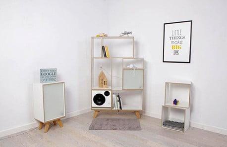Vybavte si celý byt v scandi štýle so značkou Nørdifra