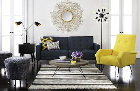 Nadčasový nábytok a koberce Safavieh