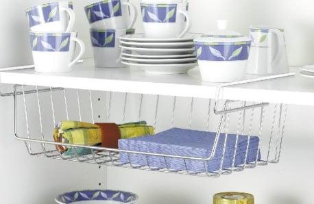 Pomocníci do kuchyne, kúpeľne a domácnosti