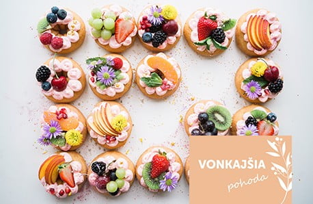 Napečte krásne sladkosti s formami Nordic Ware