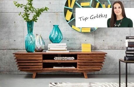 Osobité a nápadité produkty pre moderný interiér