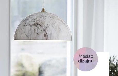 Moderná svietidlá so severským dizajnom