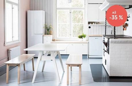 Kiteen: minimalizmus a masívne drevo