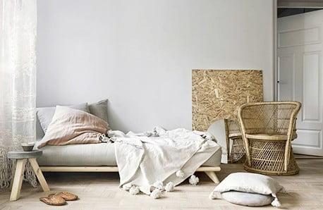 Pohodlné moderné sedačky v trendy odtieňoch