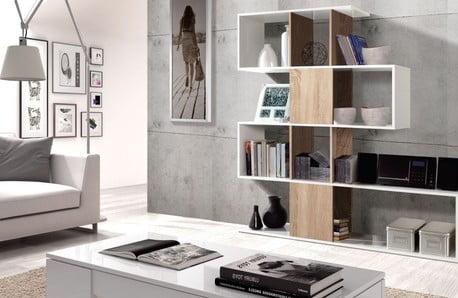 Praktické úložné priestory od skriniek na topánky až po knižnice