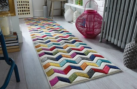 Vyzdobte svoju podlahu elegantným doplnkom