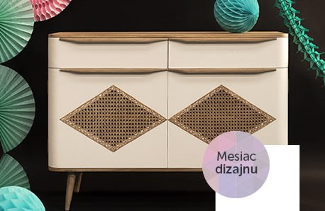 Kolekcia nábytku z mangového dreva inšpirovaná exotickou Indiou