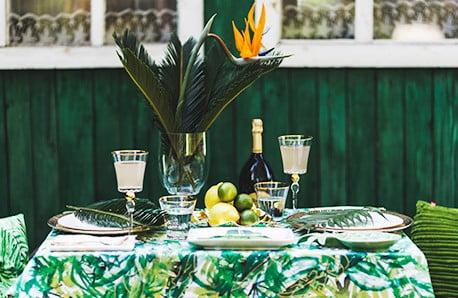 Vytvorte si doma zelenú džungľu