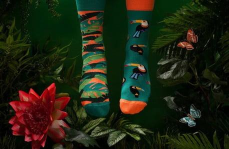 Veselé nôžky s ponožkami Many Mornings