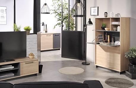 Parisot: klasika v obývacej izbe