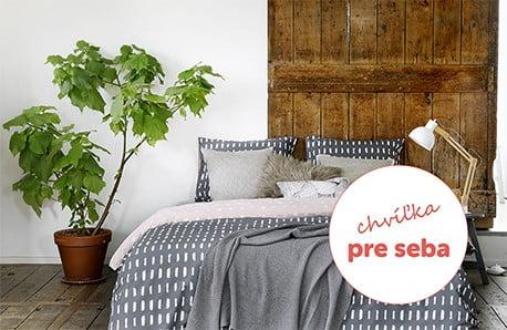 Obliečky aj uteráky prémiovej kvality