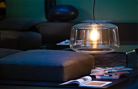Stropné svietidlá, lampičky aj voľne stojacie lampy