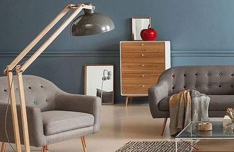 Farebné inšpirácie pre nábytok a doplnky
