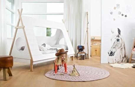 Nábytok a doplnky ako stvorené do sveta detskej fantázie