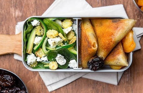 Boxy, fľaše aj termohrnčeky pre dokonalý obed
