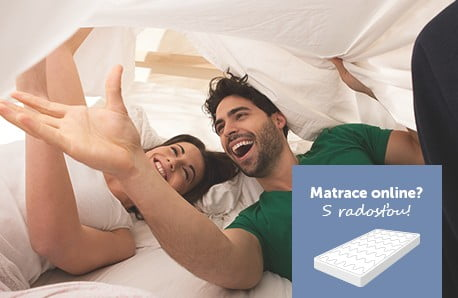 Pomôžeme vám vybrať ten najlepší matrac ♥
