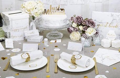 Romantické dekorácie pre váš deň priam stvorené