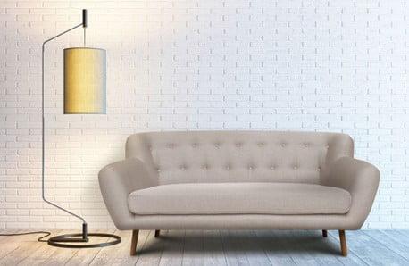 Moderné a retro kúsky pre pohodlné sedenie