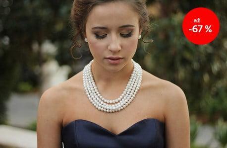 Ozdobte sa organickými perlami