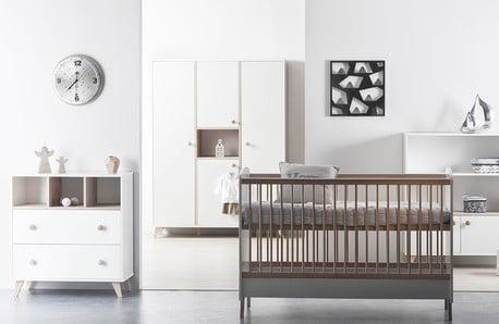 Detská izba: od bábätka poškoláka