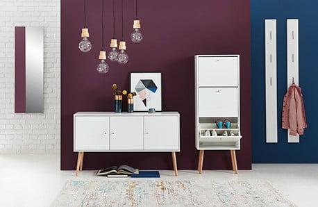 Nadčasový nábytok s harmonickým dizajnom