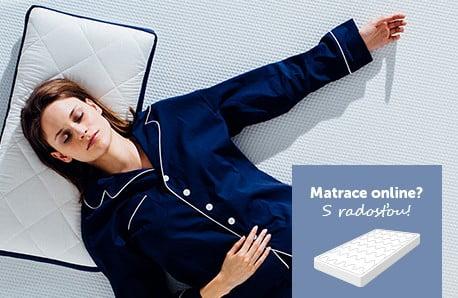 Cenami overený dizajn pre ten najpohodlnejší spánok