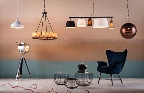 Originálne svietidlá a lampy