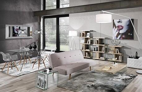 Moderné kúsky pre moderný interiér