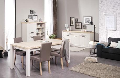 Komody, stoly a ďalšie krásne kúsky