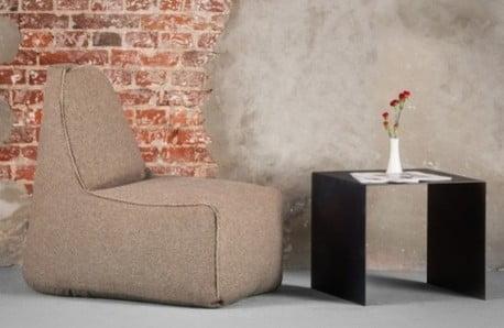 Hravé, farebné a pohodlné pufy a sedacie vaky  Sit and Chill