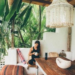 Bývanie podľa balijských jogínov a surferov