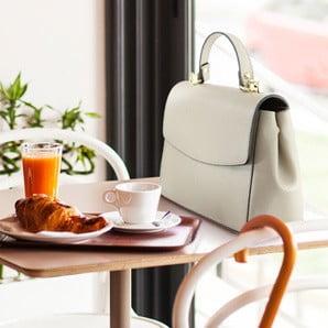 Kvalitne spracované kabelky z pravej kože