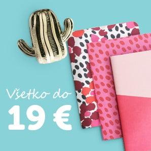 Tie najobľúbenejšie Skladovky do 19 €!