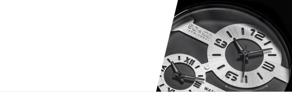 Pánske hodinky So&Co New York