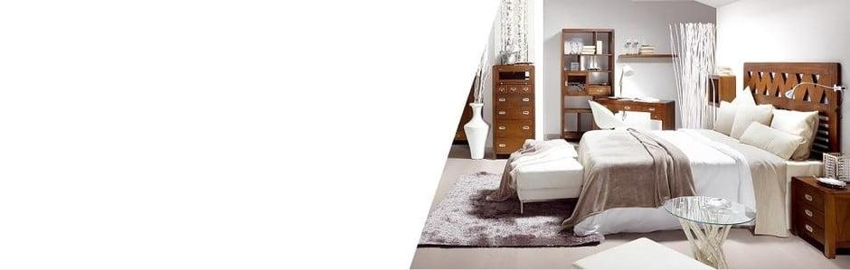 Koloniálny nábytok z exotického dreva