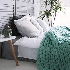 Maxi deky z merino vlny, obrazy a obliečky