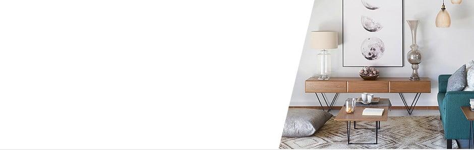 Drevený nábytok s exotickou iskrou