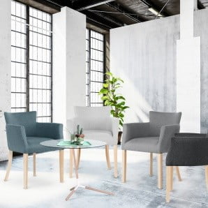 Francúzke stoličky, s ktorými je posedenie hotový zážitok