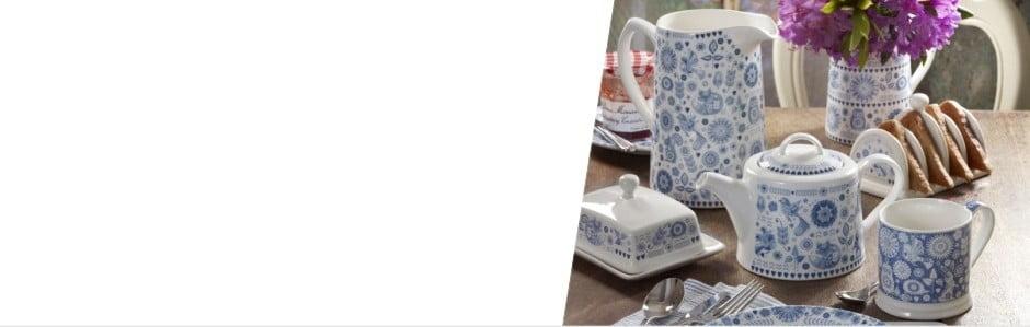 Porcelánové nebo