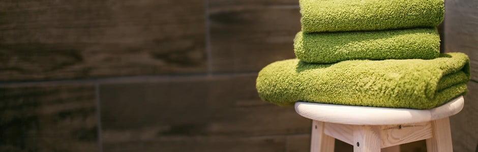 Kúpeľňový kráľ DecoKing: osušky, uteráky a župany