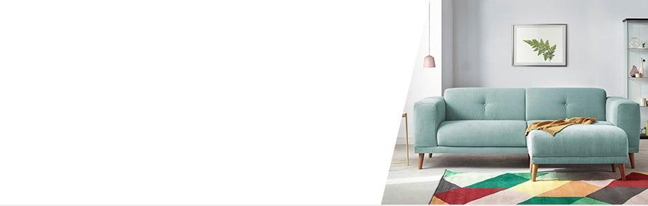 Hravo farebné pohovky, ktoré dodajú vašej obývačke šťavu
