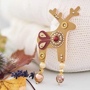 Náhrdelníky, náramky, náušnice, zrkadlá a hodinky nielen pre dámy