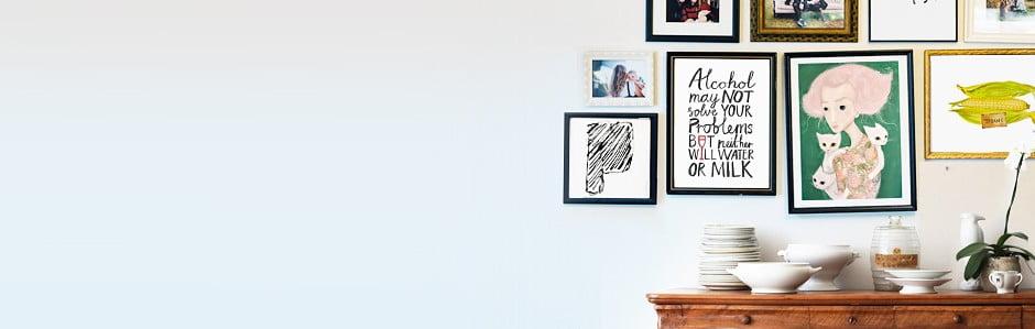 Vaša domáca galéria