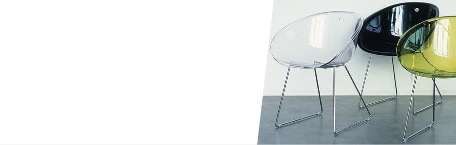 Ikonické stoličky Pedrali
