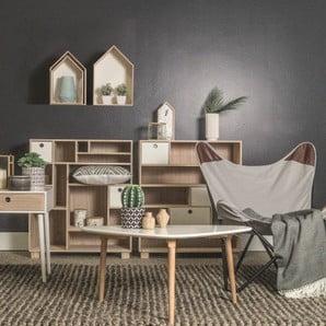 Nábytok a doplnky v duchu severského štýlu bývania