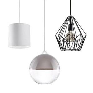 Svetlá Nice Lamps s minimalistickým dizajnom