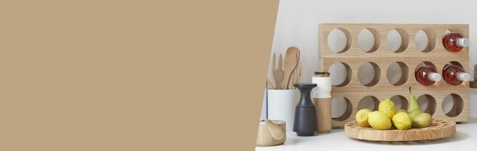 Wireworks - kuchyňa svôňou dreva