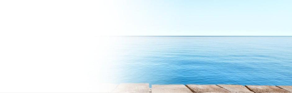 Bývajte ako pri mori!