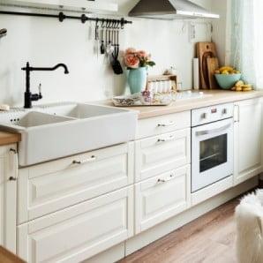 Pomôžeme vám zariadiť menšiu kuchyňu prehľadne a úsporne