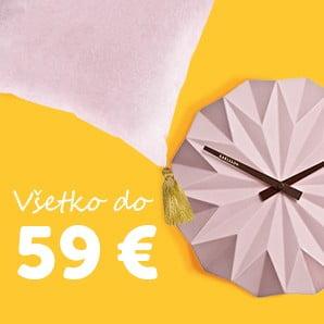Skvelé kúsky už do 59 eur